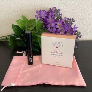 Laura Gellar Cosmetics Bundle 2 Pieces